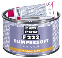 F222 BUMPERSOFT POLYESTER FILLER