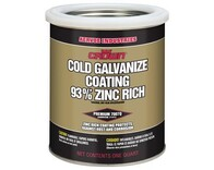 Cold Galvanise Coating 93% Zinc