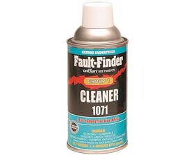 Fault Finder - Cleaner