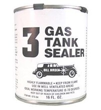 Bill Hirsch Gas Tank Sealer Pint