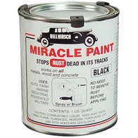 Bill Hirsch Miracle Paint Rust Killer