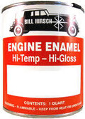 Bill Hirsch Engine Enamel Quart