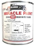 Bill Hirsch Miracle Paint Rust Killer Thick Coat