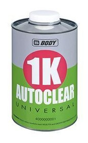 Universal Clearcoat 1K